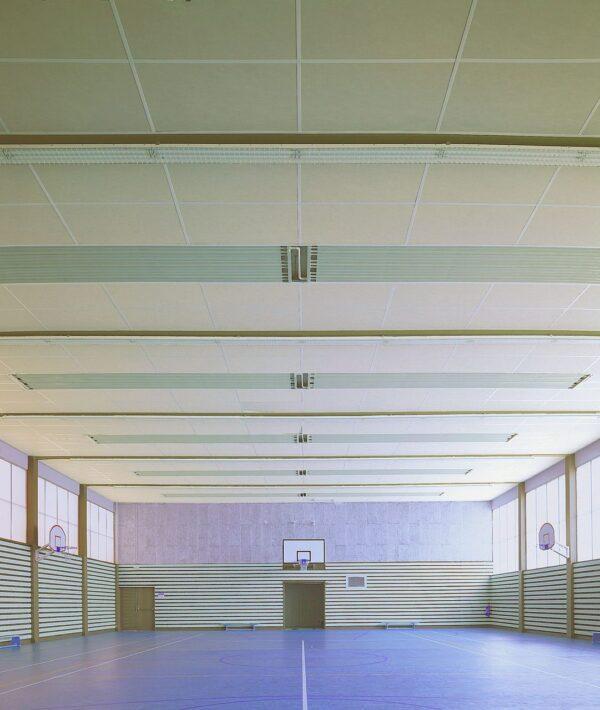 Rockfon® Samson™ — ударопрочные потолки