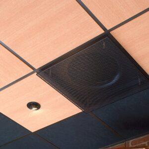 Rockfon® Ligna™ — дизайнерские потолки