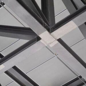 Rockfon® VertiQ® ударопрочные cтеновые панели