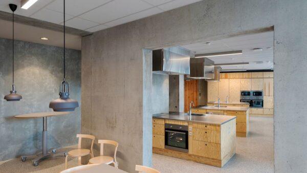 Rockfon® Hygienic™ — Гигиенические потолки