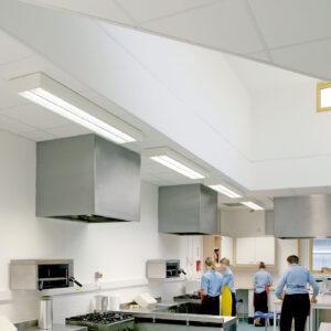 Rockfon® Hygienic™ Plus — Гигиенические потолки