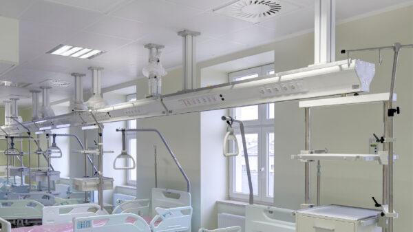 Rockfon® MediCare® Air — Медицинские потолки