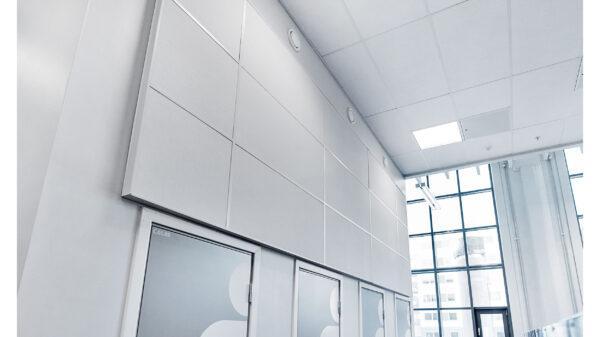 Rockfon® Samson™  ударопрочные cтеновые панели