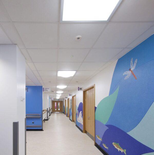 Rockfon® MediCare® Standard — Медицинские потолки
