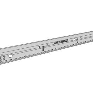 AMF VENTATEC Профиль Т-15/24 0,6м