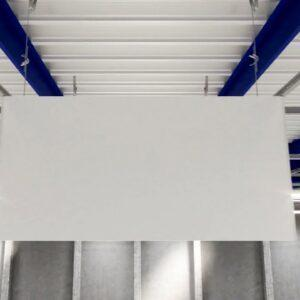 Акустические экраны Rockfon® Industrial™ Baffle