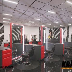 KRAFT LED — Экономичная система освещения для подвесных потолков
