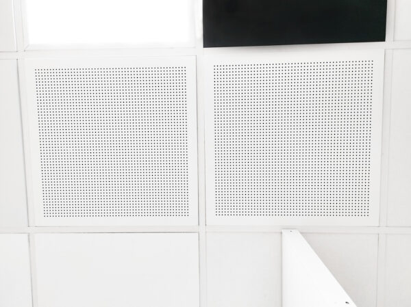 Металлические кассетные потолки типа Армстронг